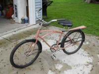 older 24 inch bike all new parts  Location: watkins