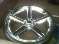 24 inch iroks for sale 1400/obo 5 on 5 bolt pattern