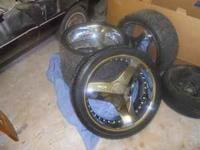 Hello Im selling my 24 inch blade wheels they came of