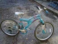 "24"" Kent Rock Candy Bike good condition  or  John"
