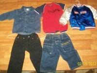 ‎2T gap denim short, Team Nike Braves 1 pc 24