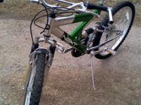 "I have a clean 24"" Next Mountain Bike with full working"