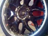FIRM ON PRICE RIMS COST 2300 NEW LAST SUMMER !!!! came