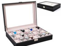 This is our 24 slots watches boxes for preserving all