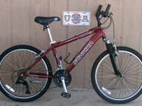 "24"" Smaller Person like new light weight commuter"