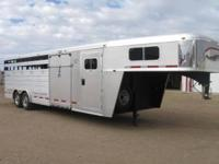 FOR SALE: Brand New 11' Logan Coach 24' Stockman Combo