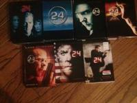 This is the complete sets of seasons 1-7. They have no