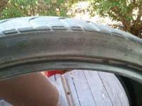 a used 24''tire 255/30/24 bout 50% tread left.....OBO