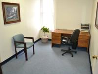 Available For Rent Furnished Office Space Sublease