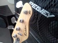 I have a couple of bass guitars that are in terrific
