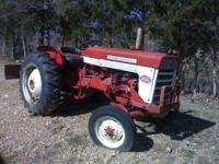 240 International Tractor for Sale.......Call or