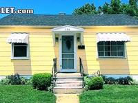Cute two bedroom, one bath house, seeking roommate for