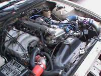 95 240sx kat parts turbo exhaust manifold $100/ turbo
