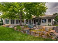 RARE LISTING! Custom RANCH STYLE home on the INDIAN