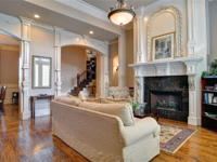 Executive home spares nothing with ceiling treatments,