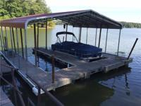 KY LAKE HOUSE W/Dock! VERY Clean, located on dead end