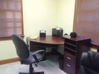 QUIET PRIVATE WORK AREA WITH PROFESSIONAL ENVIRONMENT