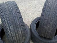 4 awesome 245/45/17 Nexen N5000 tires. No patches! No