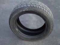 I have a set of 4 tires. They are Toyo open nation.