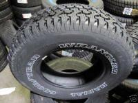 245-70-16 A SET OF WILD COUNTRY RADIAL. USED TIRES. 95