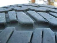 AMERITEC GENERAL STUDDLESS SNOW AND MUD TIRES , GREAT