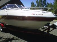1995 Four Winns 245 Sundowner - Summer Fun Real Deal.
