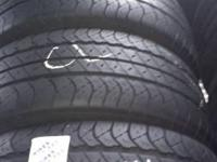 WE HAVE A SET OF 4 GOOD USED 245/50R20 GOODYEAR