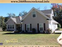 2468 Bees Creek Road, Ridgeland SC | Charming Custom