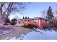 Remodeled & Updated SE Boulder Ranch with easy commuter