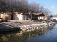 Gorgeous lakefront home, with amazing views and the