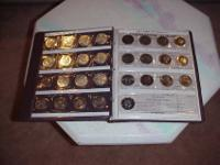 John F. Kennedy , 29 Coin Starter Set , 1964-1977 , All