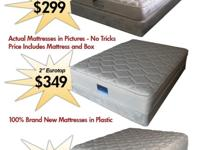 I have a couple of closeout Pillowtouch mattress sets