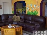 Lovely Mexican-style 2 bedroom 2 bath home in leading