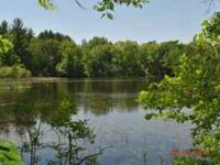 Stunning riverfront property!! Over 5 acres and 1200'