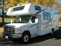 B&B RV offers multiple models of off-lease Coachmen