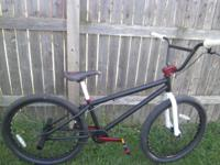 I have a nice 24 inch BMX Cruiser for sale in very