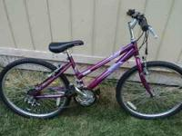 $115. obo.... . ..Beautiful Raleigh ko bo ladies mtb