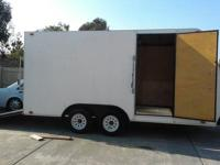24ft.commerical trailer/office. Strong,study.good