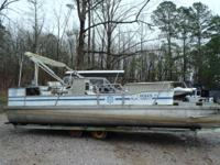 24ft Play Craft with 90hp Johnson. Short term financing