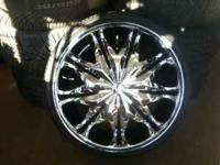 24 inch rims fits chargers,magnums,crown Victoria, and