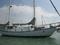 only this month $25000 DeVresLintch steel ketch 40'