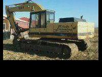 1989 CAT 1989, 9700 hours, 40k pound excavator. Manual