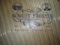 August Forster - Model 170 Baby Grand Piano Studio