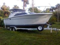Please call owner Steve at . Boat is in Naples,Florida.