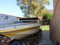 Please call owner Dennis at . Boat is in Simi Valley,