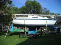 Please call owner Carl at . Boat is in Minneapolis,
