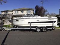 Please contact the owner @ ... 1983 Sea Ray SRV 245