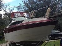 Please call owner John at . Boat is in Pierson,