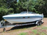 Please call owner Glenn at .Boat is in Bergen County