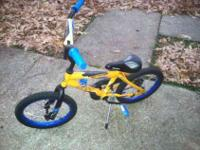 have two bicycles for sale. Both are used but in